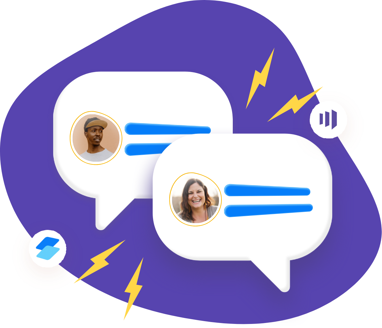 Integrating your chatbot solution with your MarTech tools for optimal results. This is a chatbot integrated with marketo